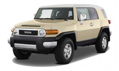 2012 Toyota FJ Cruiser Photos