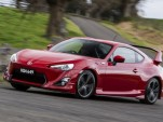 2012 Toyota GT 86 factory aero kit