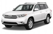 2012 Toyota Highlander Photos