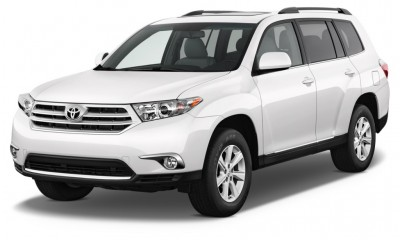 2012 Toyota Highlander Photos