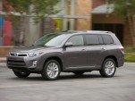 2012 Toyota Highlander Hybrid