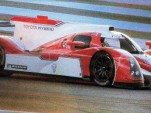 2012 Toyota LMP1 hybrid Le Mans prototype - Photo: AUTOhebdo