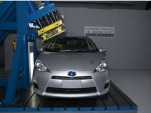 2012 Toyota Prius C, Malibu Eco Get IIHS Top Safety Pick Award