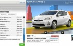 As The 2012 Toyota Prius C Goes On Sale, We Spec Our Own