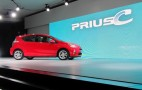 2012 Toyota Prius C: 50-MPG Subcompact Hybrid For $19K, Detroit Auto Show Details