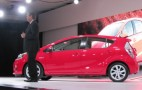 2012 Toyota Prius C: 50-MPG Small Hybrid, $19K