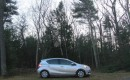 2012 Toyota Prius C, Catskill Mountains, NY, Oct 2012