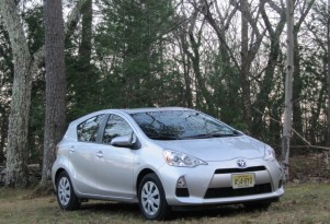Toyota Announces 2013 Pricing For Prius C, Camry Hybrid