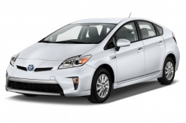 2012 Toyota Prius Plug In 5dr HB (SE) Angular Front Exterior View