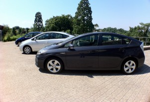 2013 Toyota Prius, Prius V, Prius Plug-in Hybrid Pricing Announced