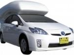 Take One Toyota Prius, Make Less Aerodynamic, Sleep In It