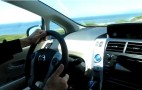 Behind The Wheel: 2012 Toyota Prius V Station Wagon (Video)