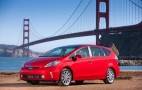 Toyota Prius V Owners Sue Over Flawed Pre-Collision System