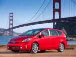 2012 Toyota Prius, Prius V, Prius Plug-in Hybrid: Now With Spaceship Sound