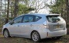 2012 Toyota Prius V: Hybrid Wagon Drive Report