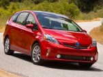 Recall: 2012-2014 Toyota Prius V Software Update To Cure Stalling