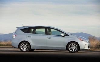 Toyota Prius Hybrid Wagon Coming Soon to U.S. Market