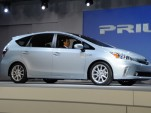 2012 Toyota Prius V Station Wagon/Minivan: Arrives This Fall
