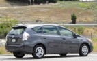 2012 Toyota Prius V Wagon: Hybrid Success, More To Be Built