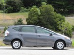 2012 Toyota Prius Lineup Grows With Prius V, Plug-In Models