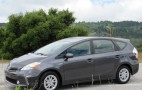 Toyota Beats 2011 Volt Sales In 10 Weeks With Prius V Hybrid
