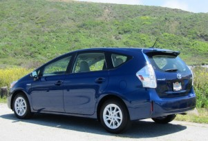 2012 Toyota Prius V, Prius Plug-In Pricing: From $26,400 And $32,000