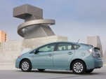 2012 Toyota Prius Plug-In Hybrid, production model