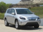 How Toyota Made The 2012 RAV4 EV More Aerodynamic