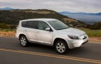 2012 Toyota RAV4 EV Electric SUV: Fewer Than 1,000 A Year