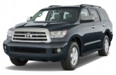 2012 Toyota Sequoia Photos