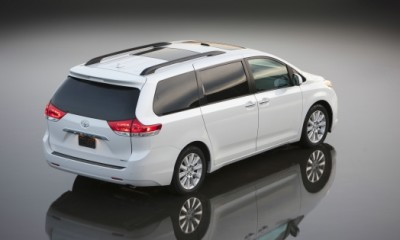 2012 Toyota Sienna Photos