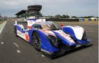 Hybrid Toyota TS030 Makes Successful Le Mans Test Debut