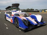 2012 Toyota TS030 Le Mans Prototype