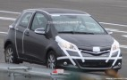 Spy Shots: 2012 Toyota Yaris Three-Door