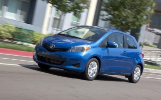 2012 Toyota Yaris Recalled To Fix Power Steering Glitch
