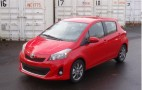 2012 Toyota Yaris SE: First Drive