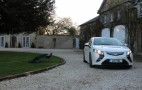 2012 Chevrolet Volt (Vauxhall Ampera) Drives From U.K. To France, Underground