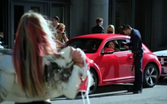 Britney Spears Pimps The 2012 Beetle