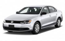 2012 Volkswagen Jetta Sedan Angular Front Exterior View