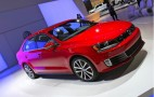 2012 Volkswagen Jetta GLI Live Photos: 2011 Chicago Auto Show