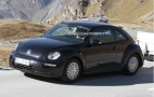 Spy Shots: 2012 Volkswagen New Beetle