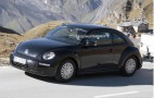 2012 Volkswagen New Beetle To Be Unveiled At 2011 Shanghai Auto Show