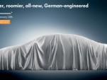 2012 Volkswagen NMS teaser