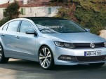 2012 Volkswagen Passat preview