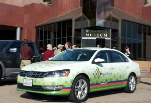 Diesel Fuel Derived From Algae Now Testing In 2 VW TDI Models