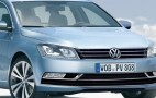 Rendered: 2012 Volkswagen Passat Wagon