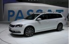 2010 Paris Auto Show: 2011 Volkswagen Passat (Euro) Live Photos