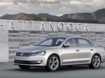 2012 Volkswagen Passat TDI: GreenCarReports Best Car To Buy 2012 Nominee