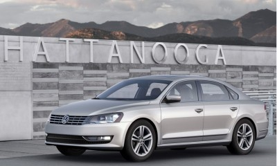 2012 Volkswagen Passat Photos