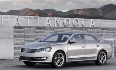 2012 Volkswagen Passat Photos
